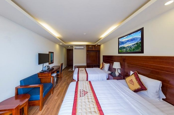 combo du lịch Sapa Lodge New